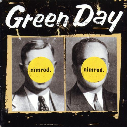 Cover of Green Day album Nimrod